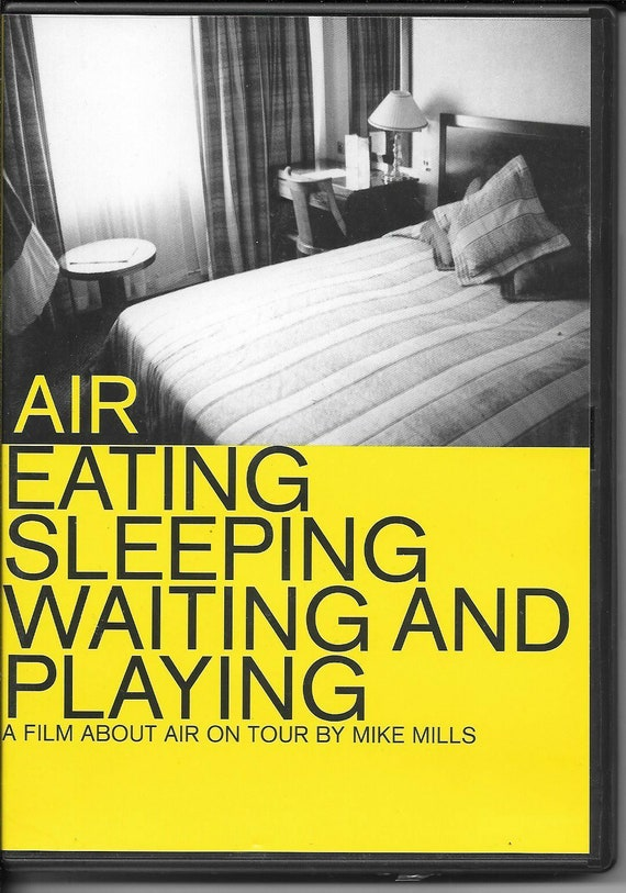 AIR-Eating, sleeping, waiting and playing - . DVD All Zone