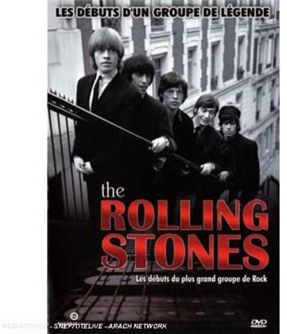 The Rolling Stones- Les débuts du plus grand groupe de rock- DVD Zone 2 -NTSC