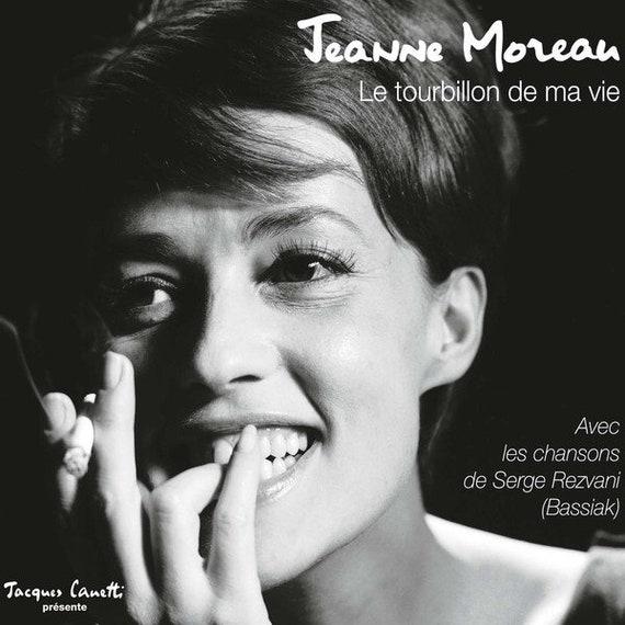 Jeanne Moreau- CD- The Tourbillon De Ma Vie- Canetti/ because music