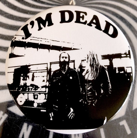 Badge- Im Dead- Limianas- 56 mm