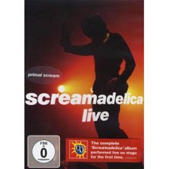 Primal Scream- Screamadelica live- DVD- NTSC All Zone