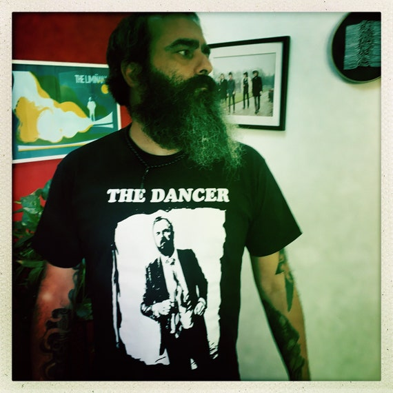 "NEW!  All sizes ! T Shirt Homme  ""The Dancer""  The Limiñanas"
