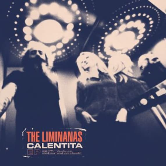 The Limiñanas - Calentita - Maxi 45 t Vinyl  Because music- Neuf