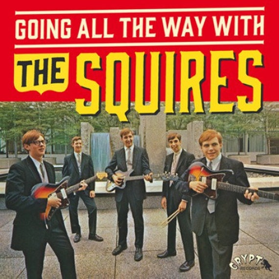 Squires- Goin all the way LP