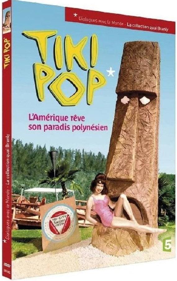 Tiki Pop-  Dvd All Zone
