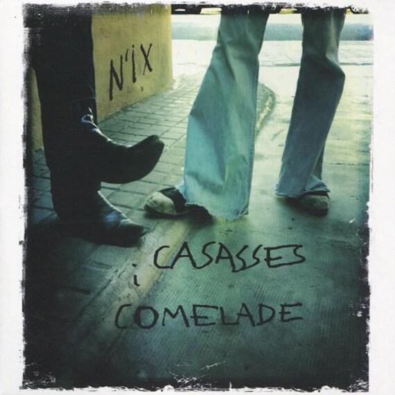Enric Casasses et Pascal Comelade  N Ix CD album et DVD video