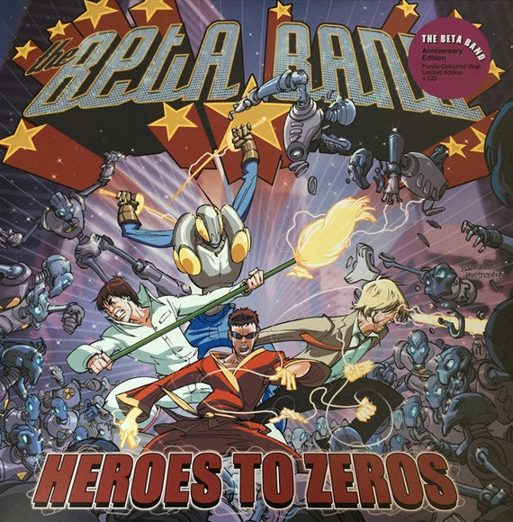 The Beta Band- Heroes to Zeros LP