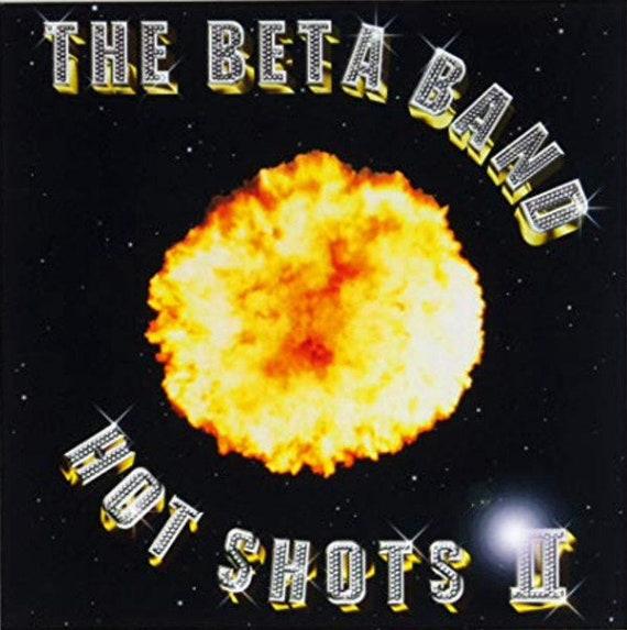 The Beta Band- Hot Shots 2-  LP