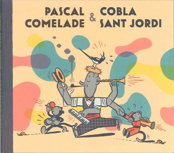 CD Pascal Comelade/Cobla Sant Jordi