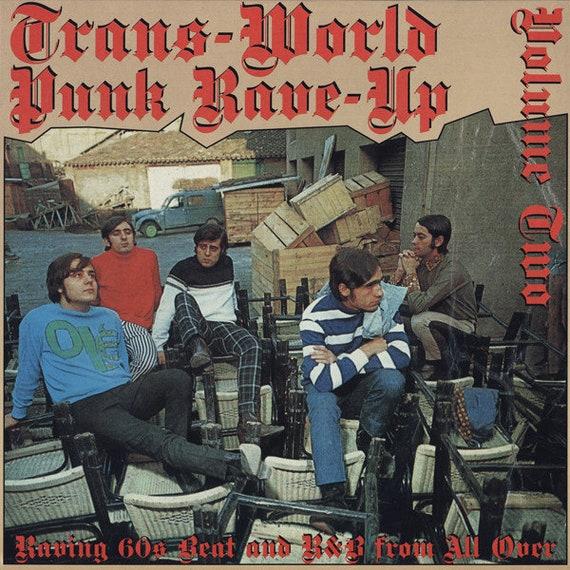 Various-Trans-World Punk Rave-Up Volume Two Label: Crypt Records Vinyl- LP