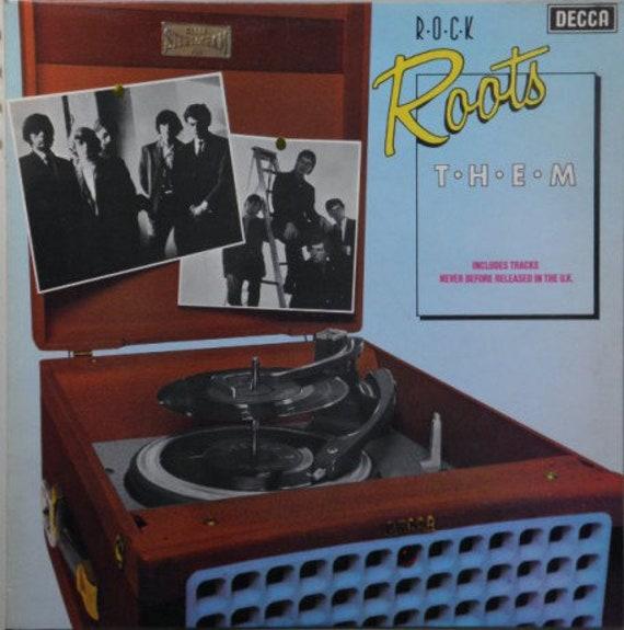 THEM - The Rock Roots LP