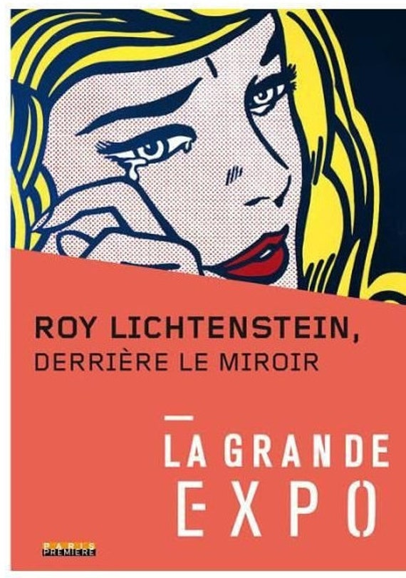 Roy Lichtenstein - derriere le miroir- DVD zone 2
