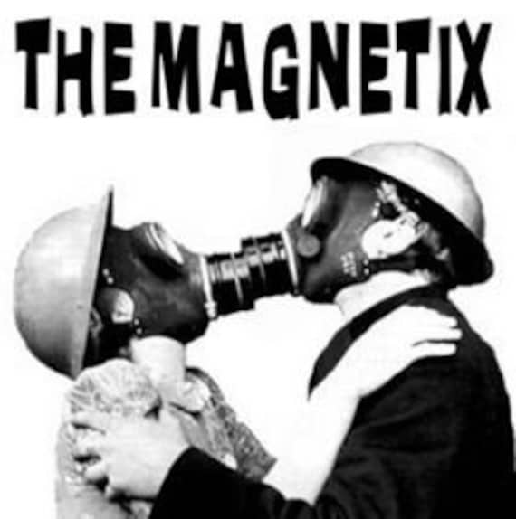 The magnetix- New Dance/Something about you- Nasty prod- 45T/7'