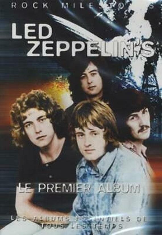 Led Zeppelin- Le premier album-DVD