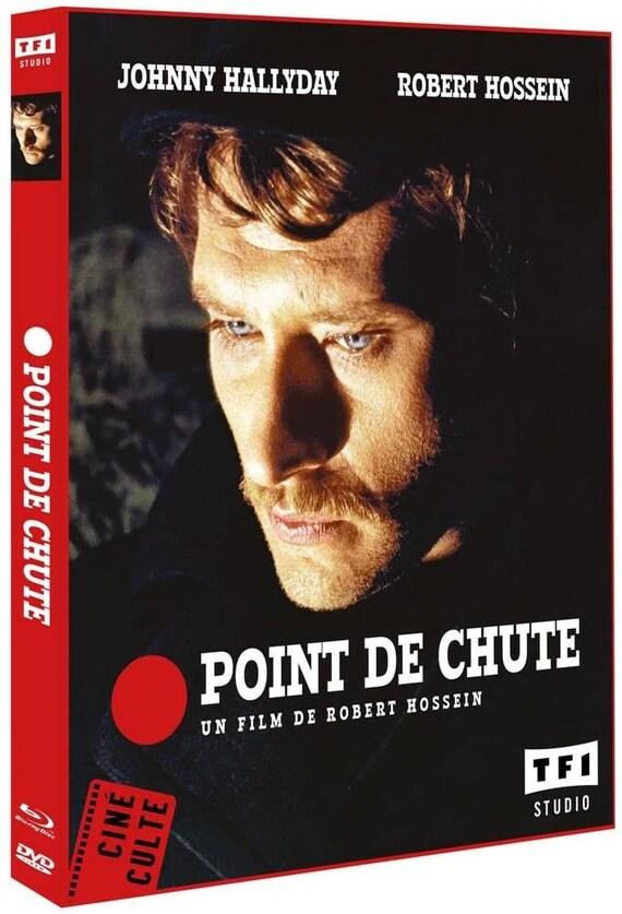 Point de chute- Combo DVD/Blu ray- Johnny Hallyday