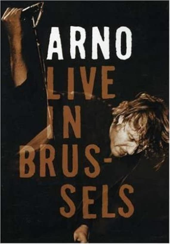 Arno- Live in Brussels- DVD Pal-