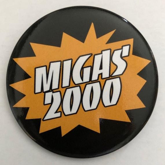 Badge- Migas 2000- 56 mm