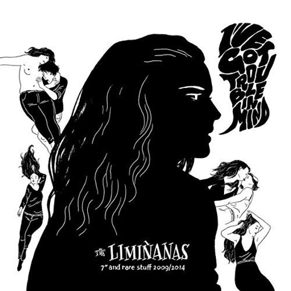 """The Limiñanas LP """"i ve got Trouble in mind"""" Because Music"""