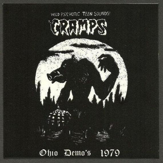 Lp Vinyl Cramps-Ohio Demos-