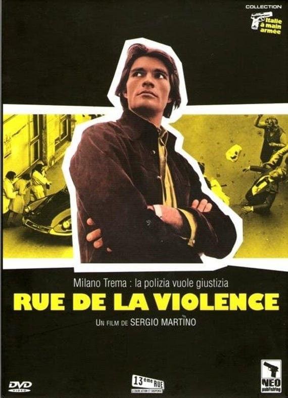 Rue de la violence- un film de Sergio Martino DVD
