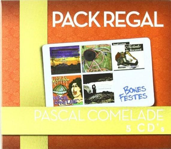 Coffret Pack Regal Pascal Comelade CD