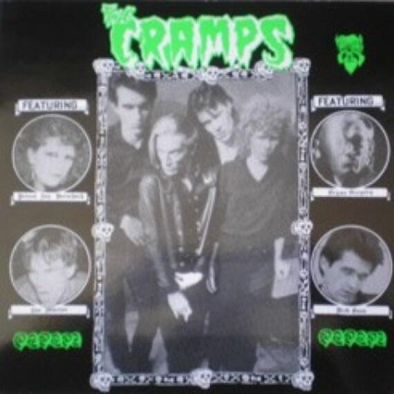 THE Cramps - De Lux Album - LP VINYL