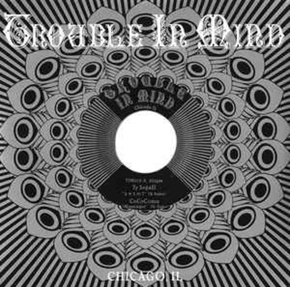 V/A 45t/7' Ty Segall/Cococoma/White Wires/Charlie and the moonhearts. Trouble in mind - Rec USA limited