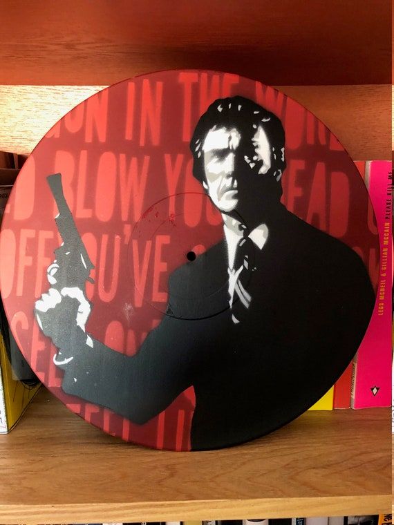 Harry!  – Stencil on Vinyl- Artwork Fulk by Boixo (the dancer)