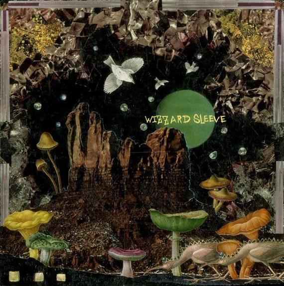 Wizzard Sleeve-Make The World Go Away LP Hozac Records