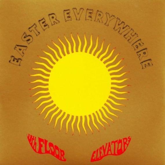 The 13th Floor elevators - Easter everywhere - Lp Vinyl