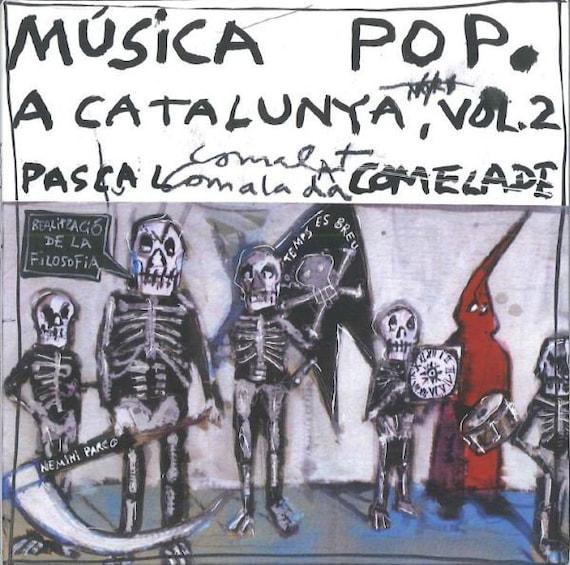 CD Pascal Comelade Musica pop a cataluña vol2 Co leccio Nord