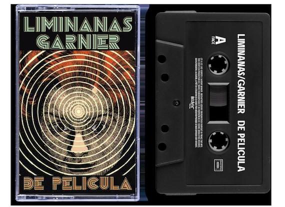 Limiñanas/Garnier Cassette- De Película Limited Edition