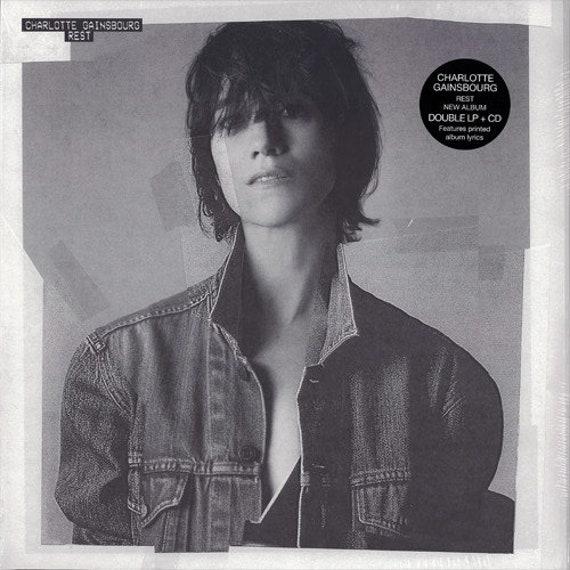 Charlotte Gainsbourg - Rest - Lp Vinyl neuf  - Because music.