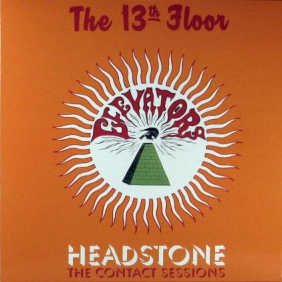 The 13th Floor elevators - The contact sessions - Lp Vinyl