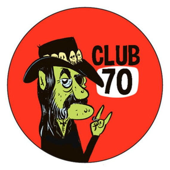 Badge- club 70-