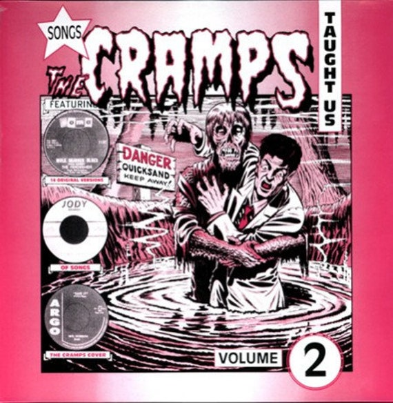 Songs the Cramps  taught us - vol 2 - Lp Vinyl