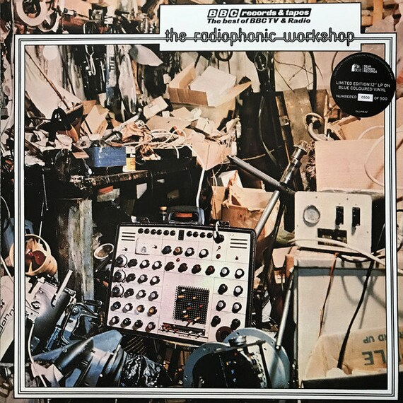 BBC radiophonic Workshop LP Neuf Port paid