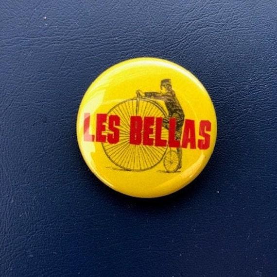 Badge -Les Bellas- 3cm