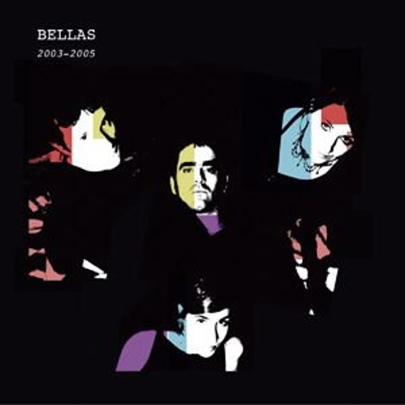 Les Bellas -CD Integral recording 2003/2005