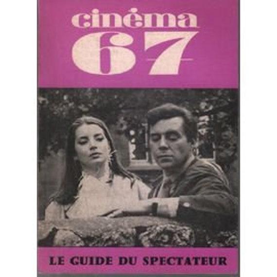 CINEMA 67 NUMERO 117 Occasion - Bon Etat -  (1967) Editeur  Fédération française des ciné-clubs Date de parution : 1967 état.