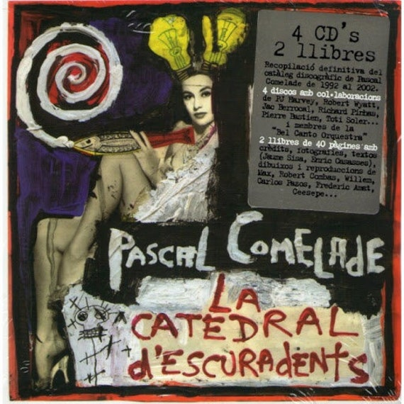 Pascal Comelade Box 4 CD La Catedral d'escuradents (1992-2002)