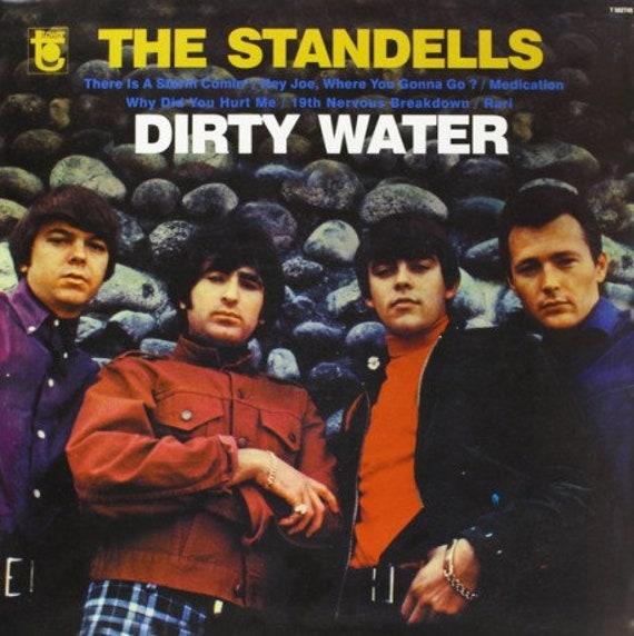 Standells Album Dirty Water LP -Tower Release