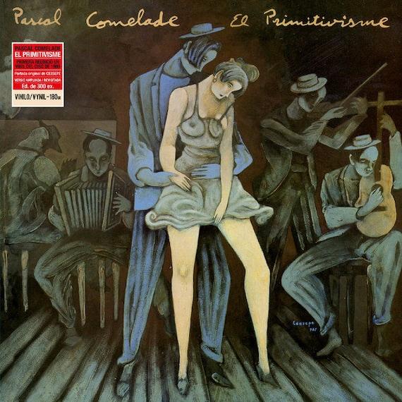 Pascal Comelade -  El Primitivisme - LP