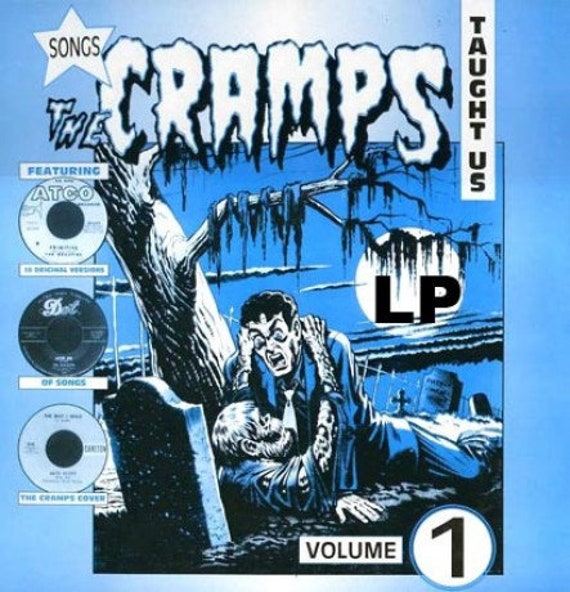 Songs the Cramps  taught us - vol 1 - Lp Vinyl