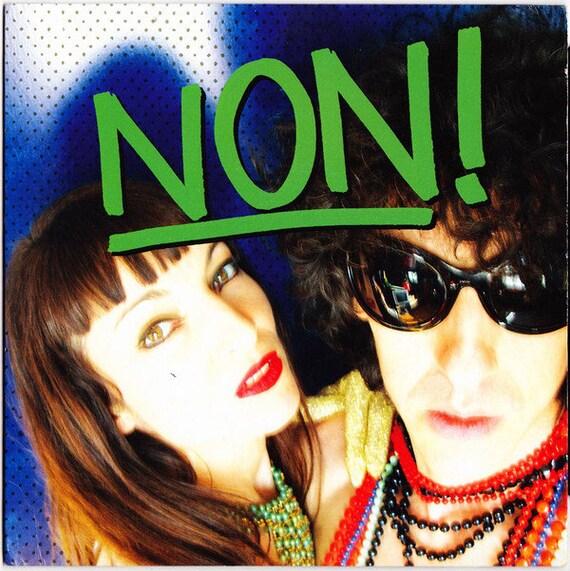 """NON! – Stoned Label-Mono-Tone Records – Vinyle, 7"""", 45 RPM, Single"""
