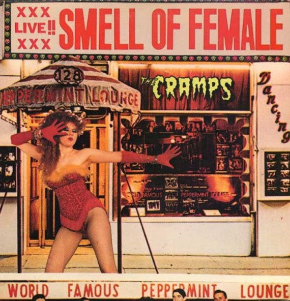 The Cramps - Smell of Female LP
