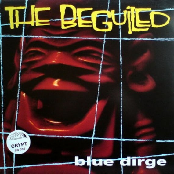 BEGUILED-Blue Dirge LP Label Crypt Records Release date 1994