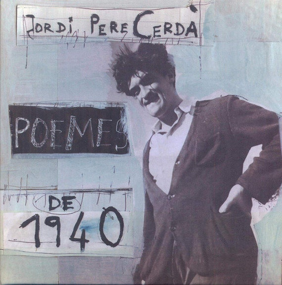 CD Pascal Comelade/Jordi Pere Cerda Poems of 1940 (Col Eccio Nord Vol 8)