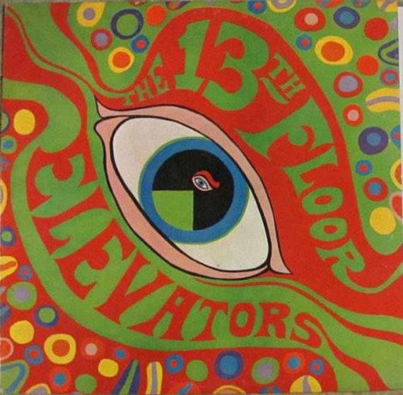 The 13th Floor elevators - the psychedelic sounds of - Lp Vinyl