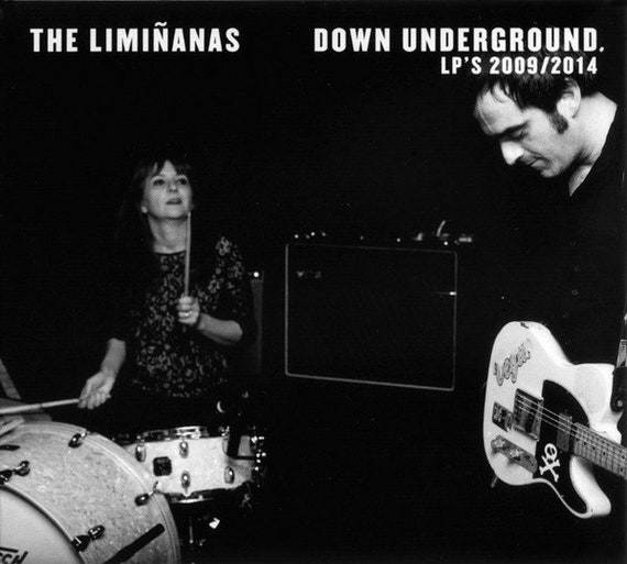 The Limiñanas - Down Underground-  2009/2014 - Les 4 premiers LP sur 2 CD